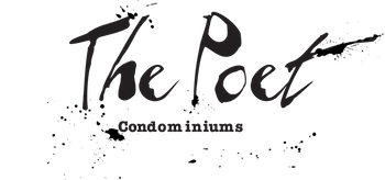 Logo of The Poet Condos