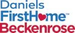 Logo of Daniels FirstHome™ Beckenrose