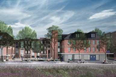 The Mimico Condos Building Exterior