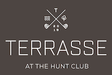 Logo of Terrasse Condos at the Hunt Club
