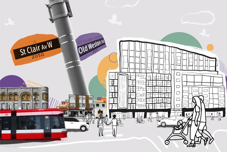 Illustration of Reunion Crossing Condos & Urban Towns