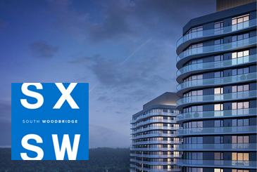 SXSW Condos and Towns Building Exteriors