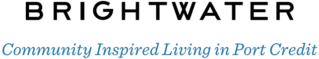 Logo of Brightwater Inspired Community Living in Port Credit