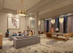 ORO Condos - Games Room