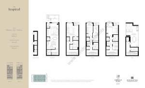 Harbour Place Towns Floor Plan
