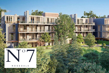 No. 7 Rosedale Condos by Platinum Vista