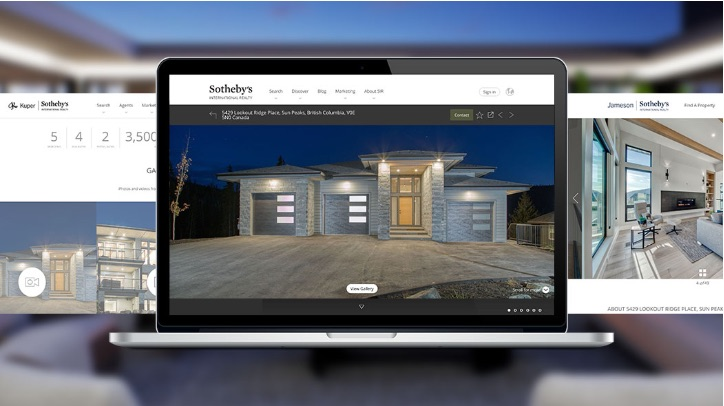 MLS listing on Sotheby's International Realty Canada's website.