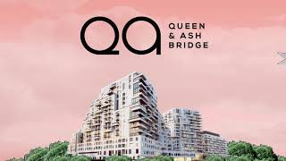 Queen & Ashbridge condos teaser video