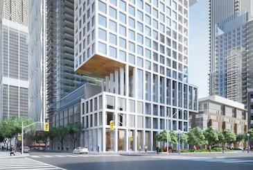 1 Scollard Condos in Toronto by Cityzen Development Group and Greybrook Realty Partners.