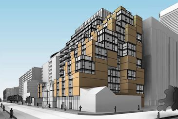 506 Church Street Condos by Graywood Developments in Toronto.