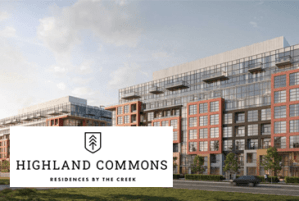 Highland Commons Condos in Toronto by Altree Developments