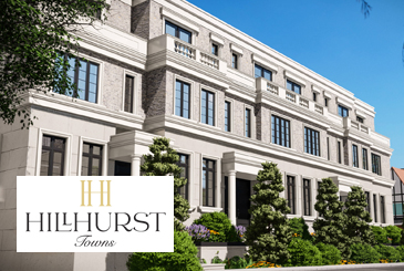 Hillhurst Towns in Toronto by 3Arc Development