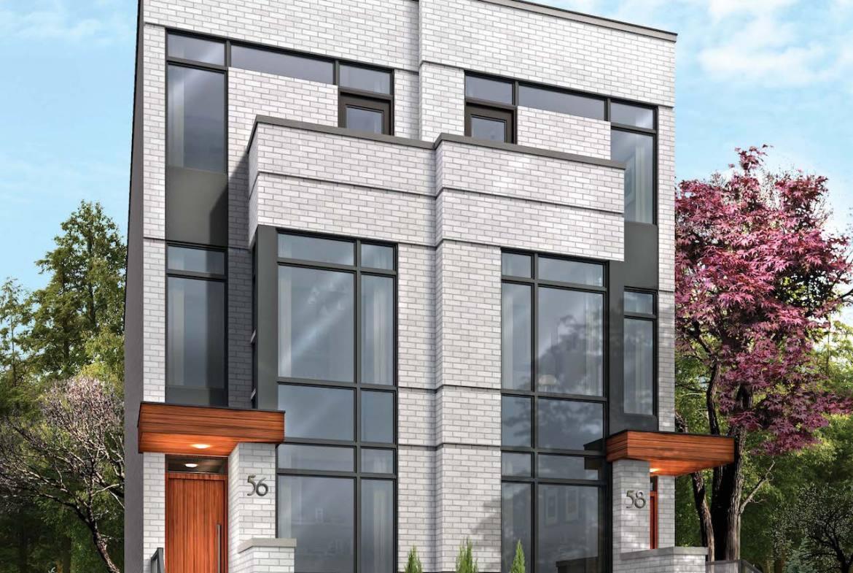 St. Clair Village exterior unit 1601