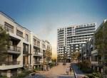 rendering-3445-sherppard-east-condos-courtyard-evening