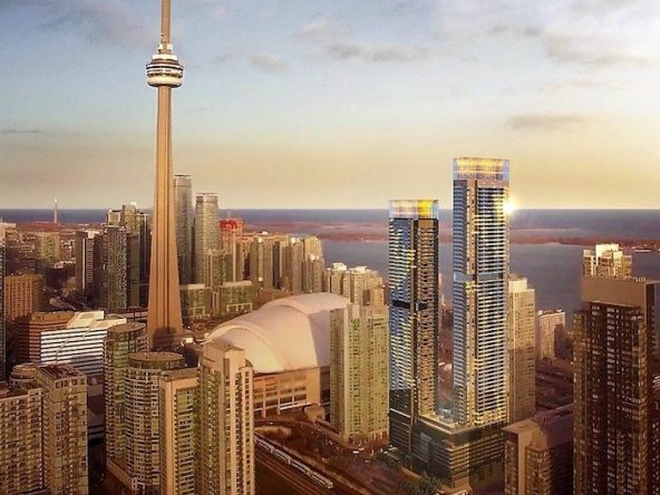 Toronto Condos with Best Transit Scores