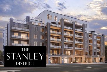 The Stanley District Condos by La Pue International in Niagara Falls