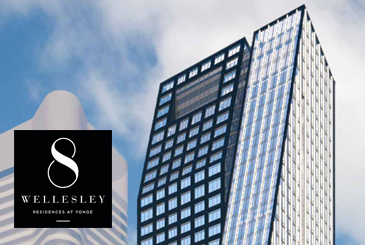 8 Wellesley Residences by CentreCourt and BAZIS