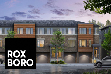 Roxboro Condos and Towns in Hamilton.