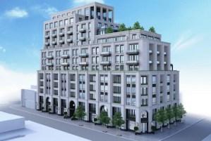 3180 Yonge Street Condos in Toronto by NYX Capital