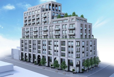 3180 Yonge Street Condos in Toronto by NYX Capital