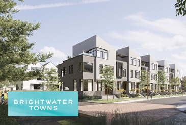 Brightwater Towns in Port Credit
