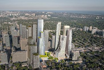 2180 Yonge Condos in Toronto