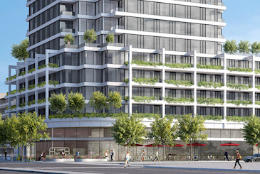 4926 Bathurst Street Condos by Portal Developments in Toronto