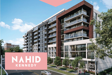 Nahid Kennedy Condos in Scarboough