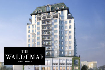 The Waldemar Condos in Burlington by Valour Group