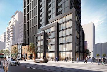234 King Street East Condos in Toronto by Emblem Developments