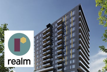 Realm Condos by ADI in Burlington