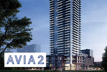 Avia 2 Condos in Mississauga by Amacon