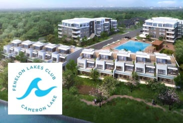 Fenelon Lakes Club Condos in Lindsay Ontario by MDM Developments