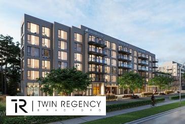 Twin Regency Condos in Bradford by Triumphant Group
