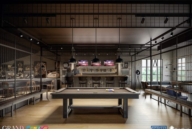 Grand Festival Condos sports bar