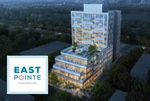 East Pointe Condos in Toronto by Mutual Developments