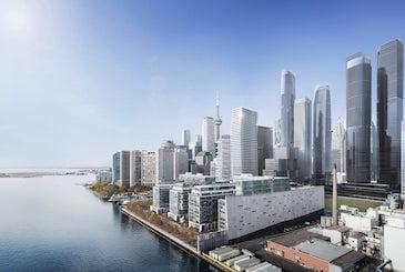 Phase 3 Condos in Toronto's Pier 27 Community by Cityzen Developments