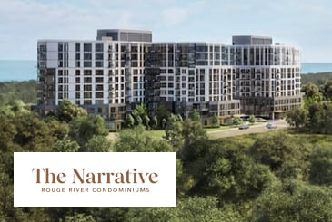 The Narrative Condominiums at Rouge National Urban Park Scarborough by Crown Communities