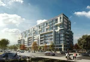 Rendering of 172 Finch West Condos in Toronto