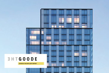 The GOODE Condos in Toronto by Graywood Developments