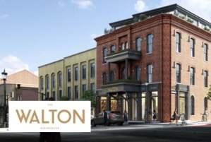 The Walton Residences in Port Hope by Sidestreet Developments