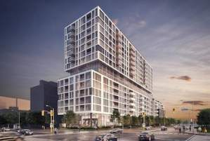3431 St Clair Ave Condos in Scarborough by Atria Development Corporation