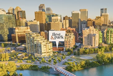 First & Park Condos in Calgary by Graywood Developments