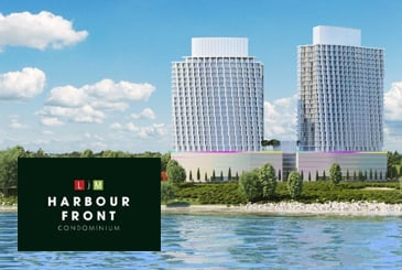 LJM Harbourfront Condos in Lincoln by LJM Developments