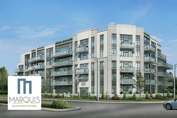 Marquis Condos in Vaughan by Crystal Glen Homes