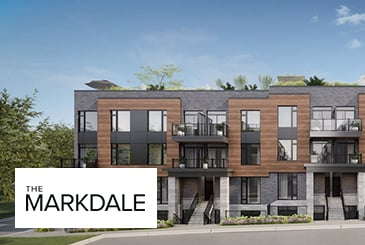 The Markdale Towns in Markham by JD Development Group