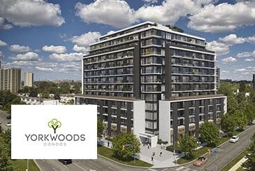 Yorkwoods Condos in North York by CTN Developments