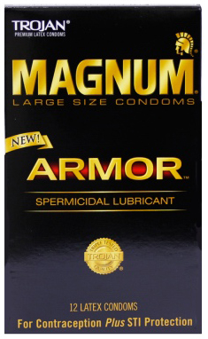 Trojan-MAGNUM-Armor-Spermicidal