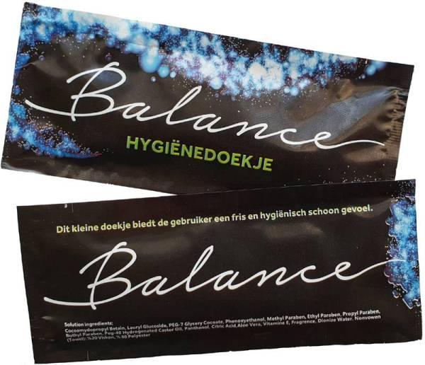 Balance Verfrissing Doekjes