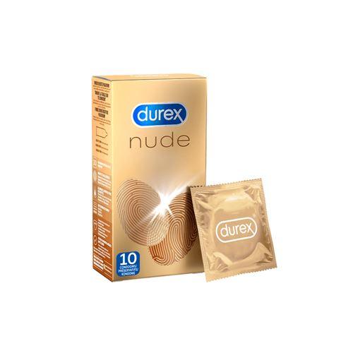 Durex Nude Condooms - 10 stuks